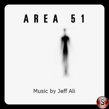 Area 51 Soundtrack Cover CD