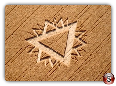 Crop circles - Burham  2003