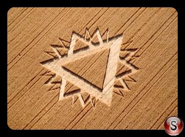 Crop circles - Burham  2003