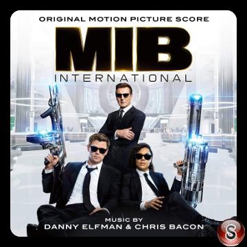 Men in black International Soundtracks Cover CD