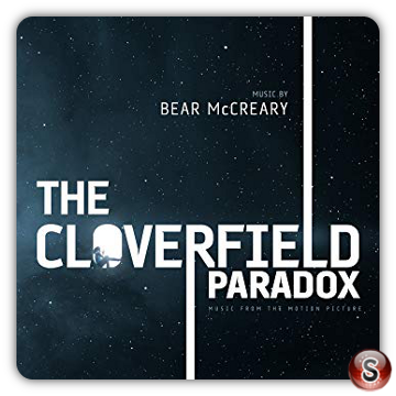 The Cloverfield Paradox Soundtrack Cover CD