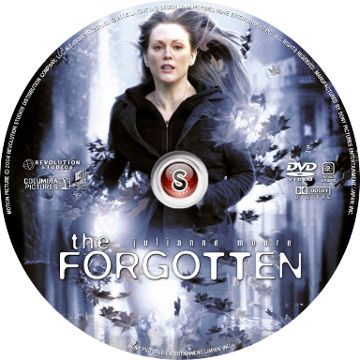 The forgotten Cover DVD