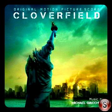 Cloverfield Soundtrack Cover CD