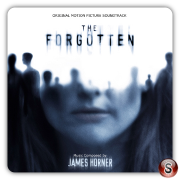 The forgotten Soundtrack Cover CD