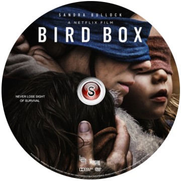 Bird Box Cover DVD