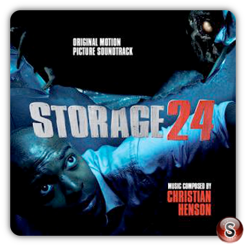 Storage 24 Soundtracks Cover CD