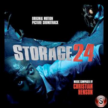 Storage 24 Soundtrack Cover CD