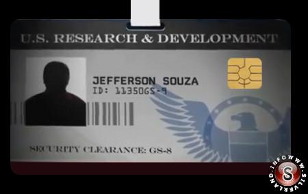 Jefferson Souza Pass - Blue Planet Project - Ricostruzione realizzata da Silverland