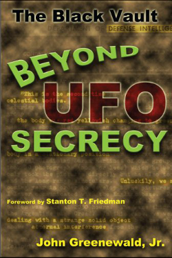 Beyond UFO Secrecy by John Greenewald, Jr.