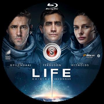 LIFE Non oltrepassare il limite Cover DVD