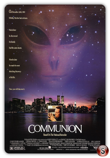 Communion - Locandina - Poster