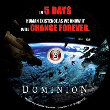 Dominion Cover DVD