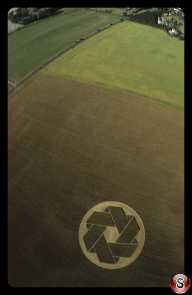 Crop circles - Beckhampton, Wiltshire 1999