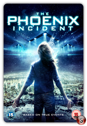 The Phoenix incident - Locandina - Poster