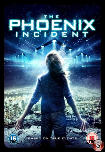 The Phoenix incident - Locandina - Poster