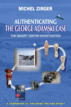 Authenticating - The George Adamsky case by Michel Zirger
