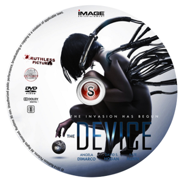 The Device Cover DVD