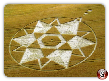 Crop circles - Burham 2006