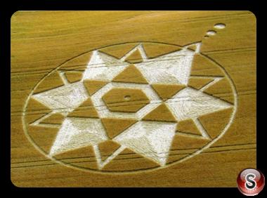 Crop circles - Burham 2006
