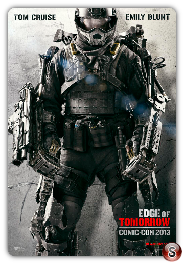 Edge of tomorrow - Locandina - Poster