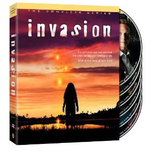 Invasion Box Set DVD
