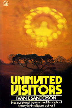Uninvited visitors by Ivan T. Sanderson