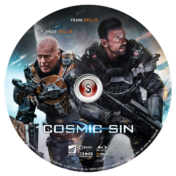 Cosmic sin Cover DVD