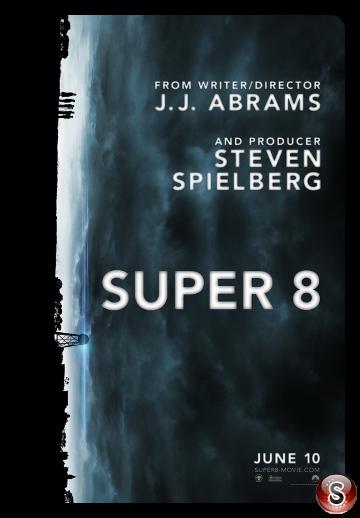 Super 8 - Locandina - Poster