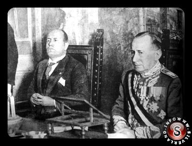 Mussolini e Marconi