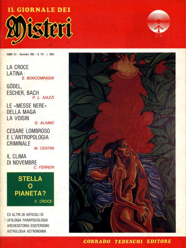 N. 170 11-1985 giornale dei misteri
