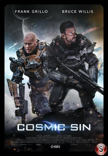 Cosmic sin - Locandina - Poster
