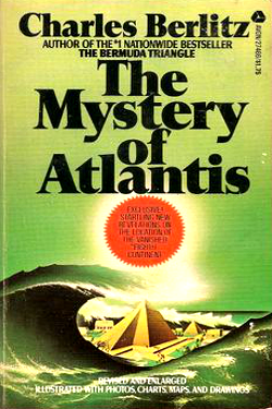 The Mystery of Atlantis by Charles Berlitz
