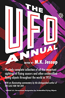 The UFO Annual by Morris K. Jessup