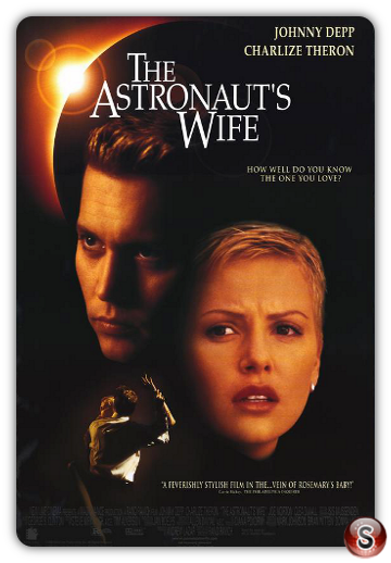 The Astronaut's Wife - Locandina - Poster