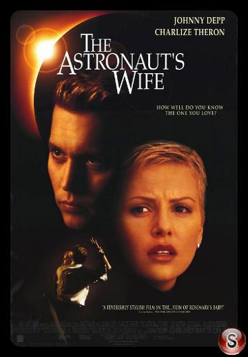 The Astronaut's Wife - Locandina - Poster