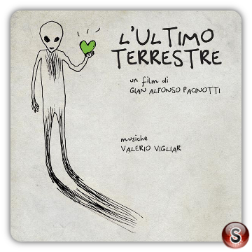 L'ultimo terrestre Soundtracks Cover CD