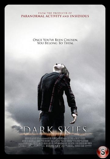 Dark skies - Oscure presenze - Locandina - Poster