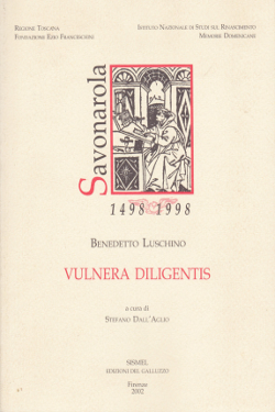 Vulnera Diligentis by Benedetto Luschino
