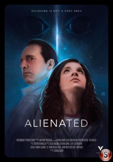 Alienated - Locandina - Poster