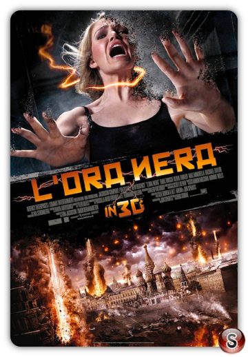 L'ora nera - The Darkest Hour - Locandina - Poster