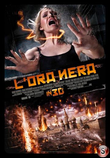 L'ora nera - The Darkest Hour - Locandina - Poster