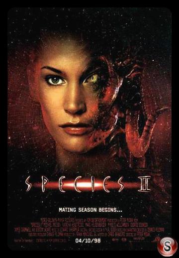 Species 2 - Locandina - Poster
