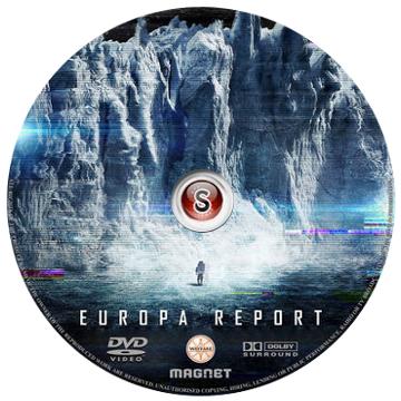 Europa report Cover DVD