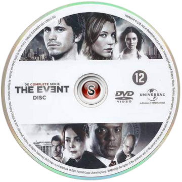The event Cover DVD