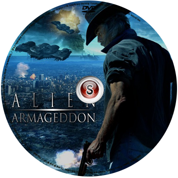 Alien Armageddon Cover DVD