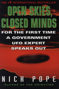 Open Skies, Closed Minds by Nich Pope