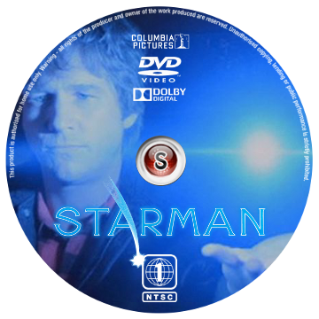 Starman Cover DVD