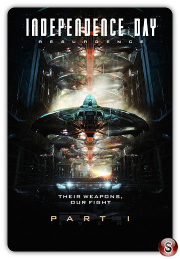 Independence day resurgence - Locandina - Poster