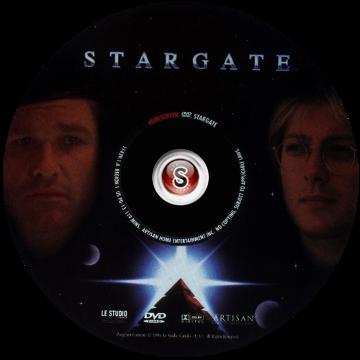 Stargate - Cover DVD