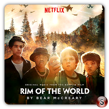 Rim of the world Soundtrack Cover CD